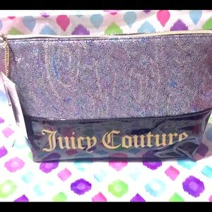 Juicy Couture clutch.